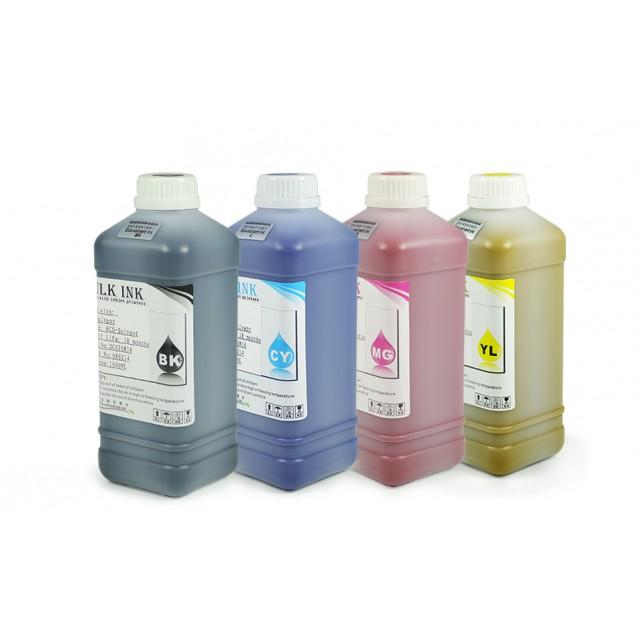 1000ML Colors/Set Eco Solvent Ink For Mutoh Valuejet VJ 1204 1304 1324 1604 1624 1618 1638 2606 Printer Ultra Ink